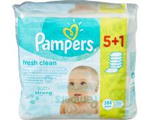 Pampers Feuchttücher Fresh Clean