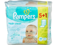 Pampers Feuchttücher Fresh Clean