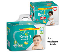 PAMPERS® Baby Dry Windeln/Pants Maxi Pack