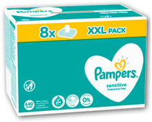 PAMPERS® Feuchttücher Sensitive