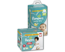 PAMPERS® Windeln und Pants Maxi Pack