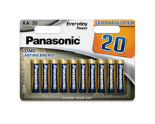 Panasonic Everyday Power, AA/LR6, 20 Stück