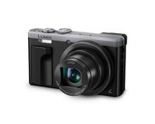 Panasonic Lumix TZ81 Kompaktkamera silber