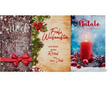 Papeteria Weihnachtskarten, FSC