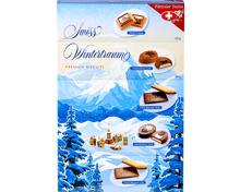 Pâtissier Suisse Biscuitmischung Swiss Wintertraum