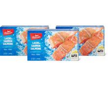 Pelican Atlantik Lachs-Filets, ASC, 3er-Pack