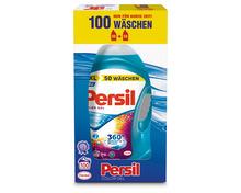 Persil Gel Color, 2 x 3,65 Liter