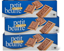 Petit Beurre Chocolat, 3er-Pack