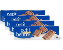 Petit Beurre Chocolat au Lait im 4er-Pack, 4er-Pack