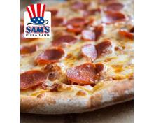 Pizza-Menü nach Wahl für 1 Person