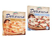 Pizza Mozz./ 4 Käse