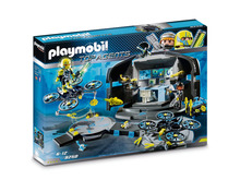 Playmobil 9250 Dr. Drone's Command