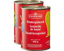 Podravka Rindergulasch