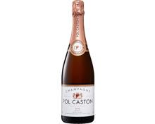 Pol Caston Rosé demi-sec Champagne AOC