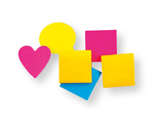 POST-IT® Haftnotizen