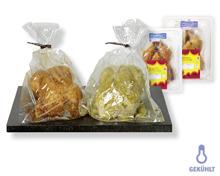 Poulet im Backbeutel Paprika/Knoblauch