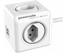 PowerCube Extended USB (4x, T13, 2 x USB)