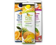 PURE FRUITS Fruchtsaft
