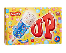 Push-Up Vanille Glace