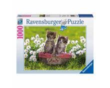 Puzzle Picknick auf der Wiese 1000-teilig
