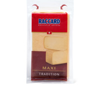 Raccard Tradition-Scheiben, 10 Stück, und -Block sowie Bio-Raccard Scheiben