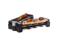 Raclette-Gerät Docking, schwarz