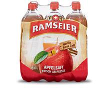 Ramseier Apfelsaft frisch ab Presse, 6 x 1 Liter
