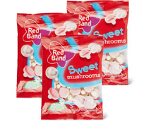 Red Band Mushrooms im 3er-Pack