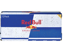 Red Bull im 12er-Pack, 12 x 250 ml