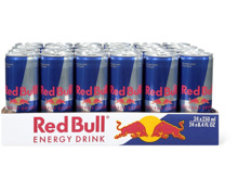 Red Bull im 24er-Pack, 24 x 250 ml