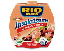 Rio Mare Insalatissime Messicana Thunfischsalat, 3 x 160 g, Trio
