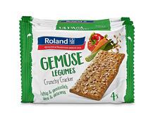 Roland Cracker Gemüse-Saaten, 3 x 130 g