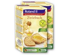ROLAND Zwieback, glutenfrei