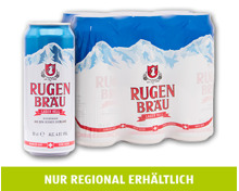 RUGENBRÄU Lagerbier hell