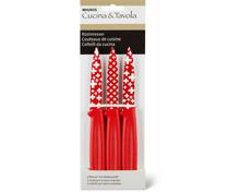 Rüstmesser im 3er-Pack mit Schweizer Muster