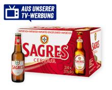 SAGRES Portugiesisches Bier