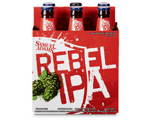 Samuel Adams Rebel IPA Bier, 6 x 35,5 cl