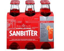 San Pellegrino Sanbittèr im 6er-Pack