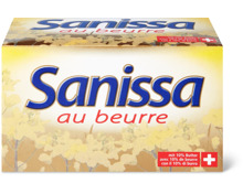 Sanissa-, Delice- und Balance-Margarinen