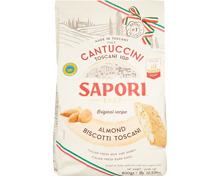 Sapori Cantuccini mit Mandeln