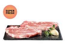 Schweinshals-Koteletts