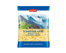 Schweizer Reibkäse