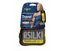 Sea To Summit Silk Liner Traveller Seidenschlafsack