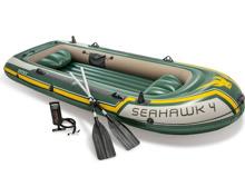 Seahawk 4 Set (351cm, Paddel)