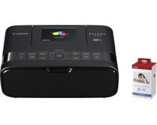 Selphy CP1200 Printing Kit (54 Prints) (Thermosublimation, WLAN, Farbe)