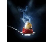 Show Culinaire + menu Gastronomique 13 plats – pour 2 personnes