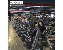 SILHOUETTE Fitness-Abo für 1 Monat