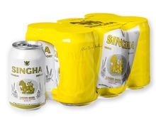 Singha-Bier
