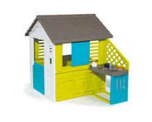 Smoby Spielhaus 145x110x127 cm