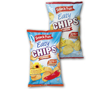 SNACK FUN Chips fettreduziert
